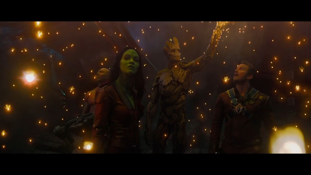 Guardians of the Galaxy 星際異攻隊