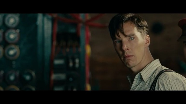 The Imitation Game 模仿遊戲