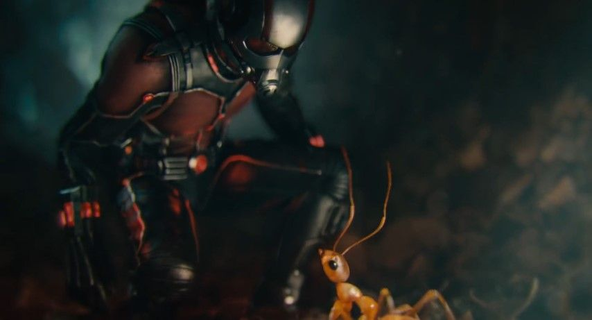 蟻人 Ant-Man